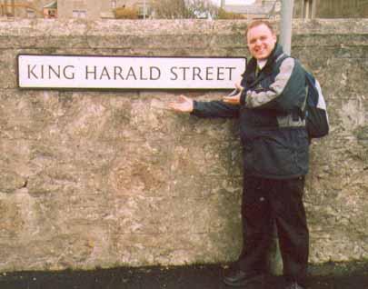 Elder Müller on King Harald Street