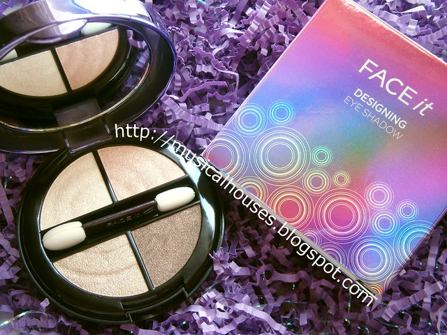 Face Shop Face It Designing Eye Shadow