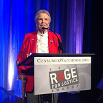 "Retired RN Kay McVay Honored with 2013 ""RAGE for JUSTICE"" Award"