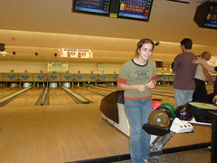 Bowling at Schenectady New York