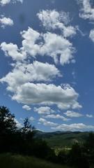 dove corrono le nuvole?