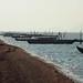 Fishing fleet - Playa de San Mateo del Mar, Región Istmo, Oaxaca, Mexico por Lon&Queta