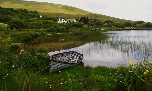Belmullet- carramore lakeside