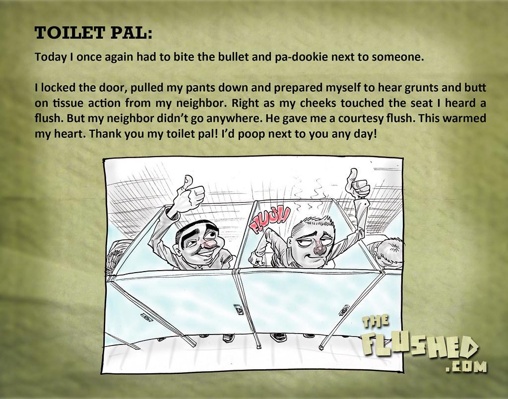 41 Toilet Pal