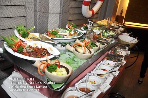 Ramadhan inspired by Nenek's Kitchen at JW Marriott Kuala Lumpur 11
