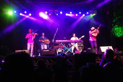 Pine Leaf Boys Rainforest World Music Festival