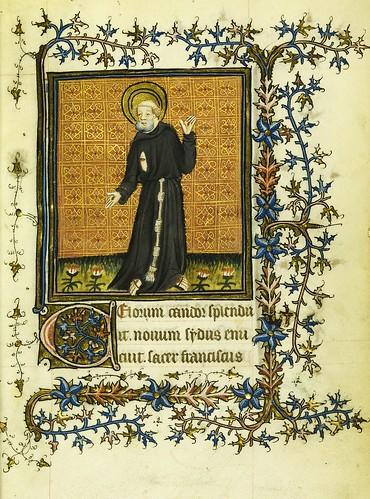 001-Horae Beatae Virginis Mariae…1r- Biblioteca Nacional de Varsovia