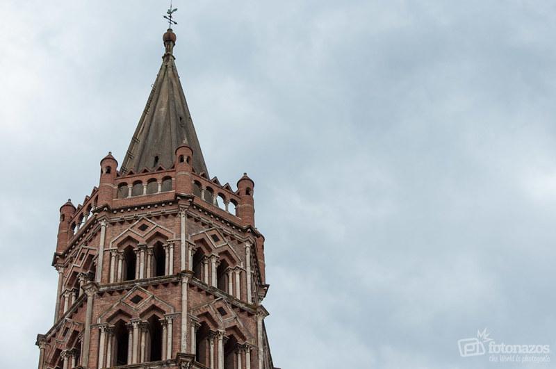 La iglesia románica más grande de Francia, la Basílica de San Sernín en Toulouse