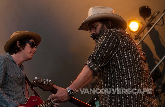 2013 Vancouver Folk Music Festival/Steve Earle and The Dukes