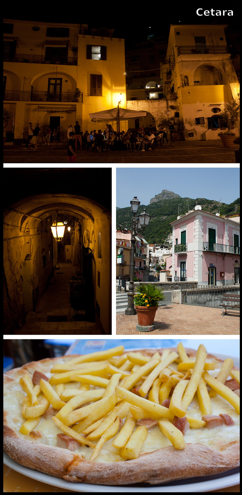 Cetara - Costa Amalfitana