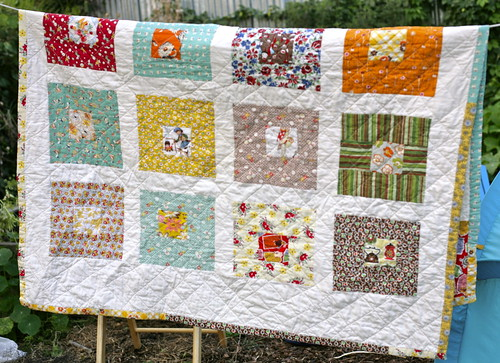 New/old quilt