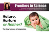 New Frontiers in Science talk in August in four locations