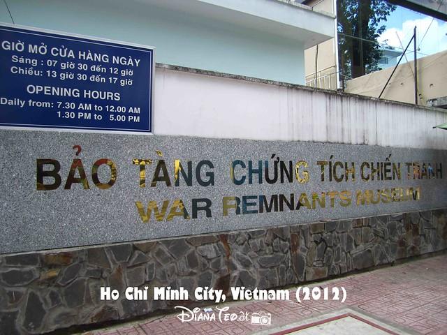 War Remnants Museum 01