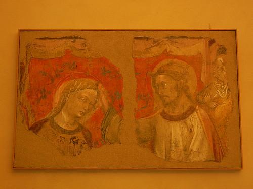 DSCN4728 _ Incoronazione della Vergine, Pietro di Giovanni (delle Tovaglie ?), Palazzo D'Accursio (Palazzo Comunale), Bologna, 18 October