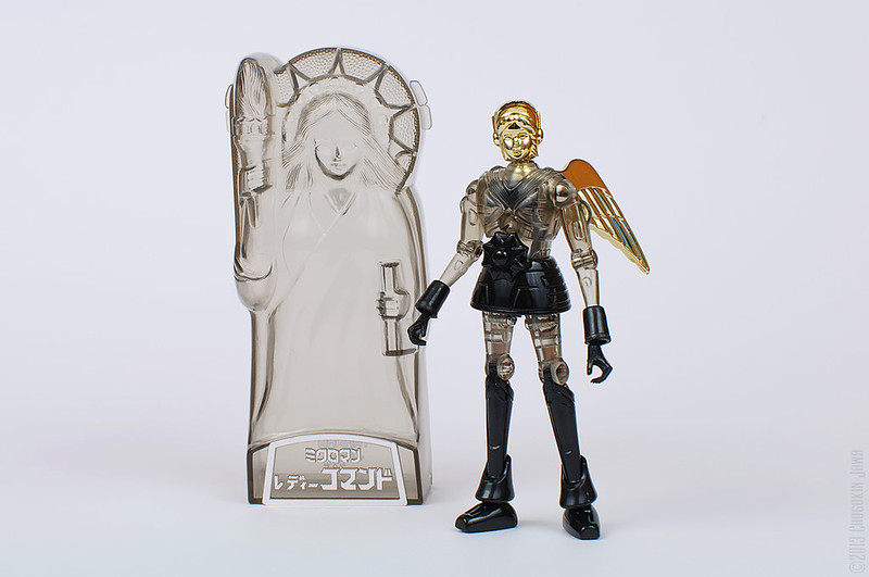 "Microman Lady Command MA-001 ""AZONE"""