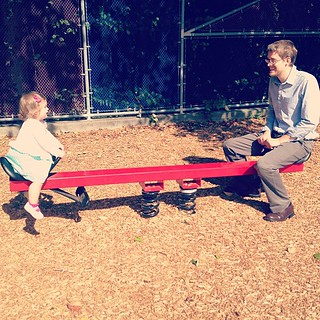 Is this a teeter-totter or a see-saw?