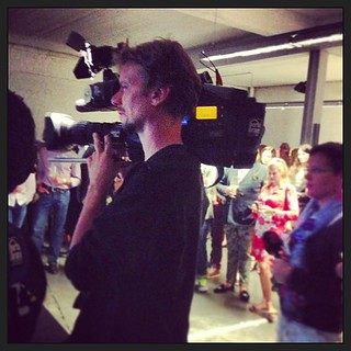 Cameraman #KloutParty