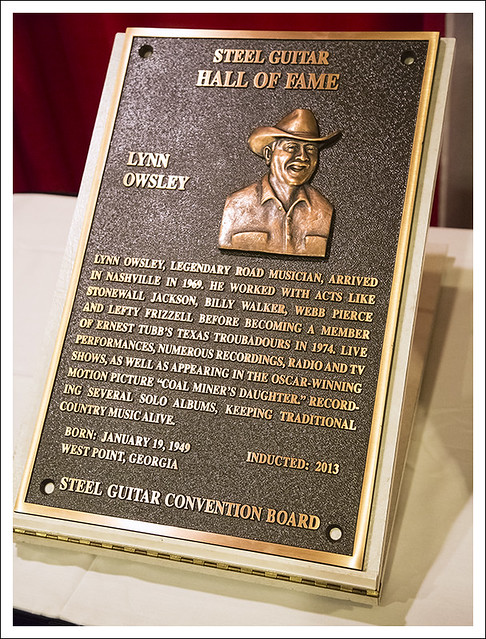 Lynn Owsley - Steel Guitar Hall of Fame