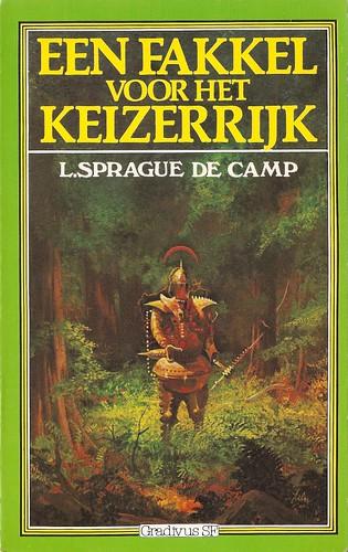 L. Sprague De Camp - Een fakkel voor het keizerrijk (Gradivus 1978)