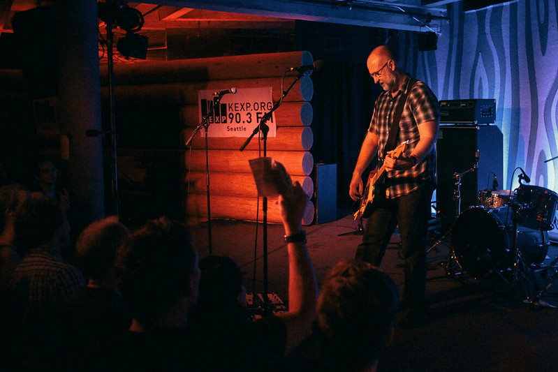 Bob Mould live at MFNW