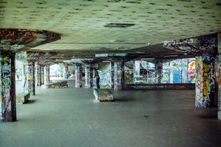 Long Live Southbank (The Undercroft) May 2013