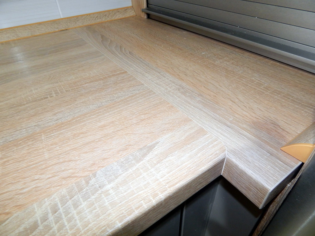 Muebles de cocina modelo uno for Encimera formica precio