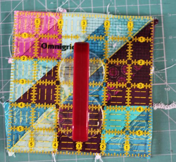WIP - HST quilt