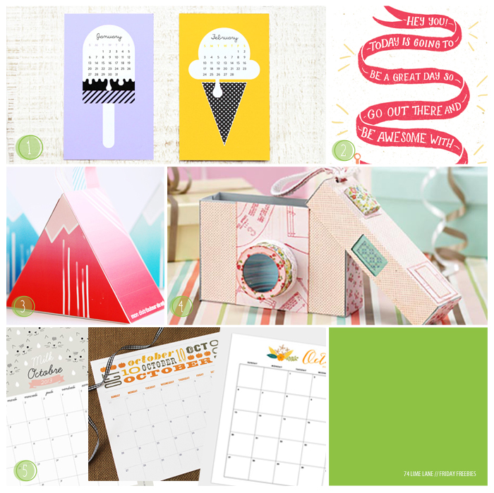 friday freebies // 39