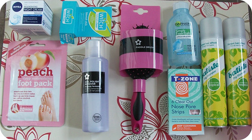 Bodycare Superdrug Haul