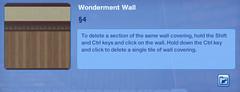 Wonderment Wall