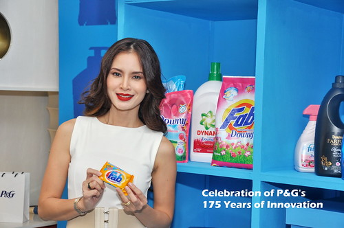 Celebration of P&G 175 years of Innovation 2