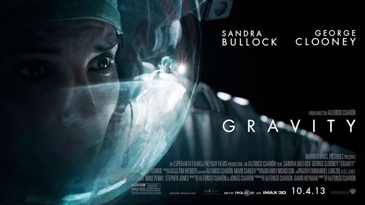 Review: Gravity (2013) เสียดายที่ได้ไปดู
