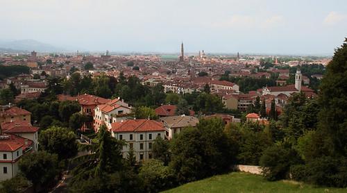 Panorámica de Vicenza