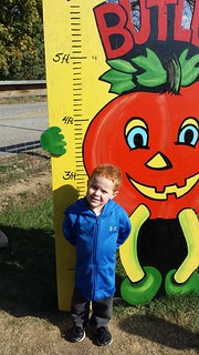 At Butler's Orchard