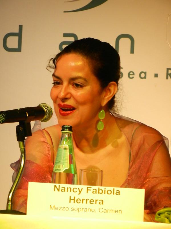 Нэнси Фабиоло Эррера. Кармен