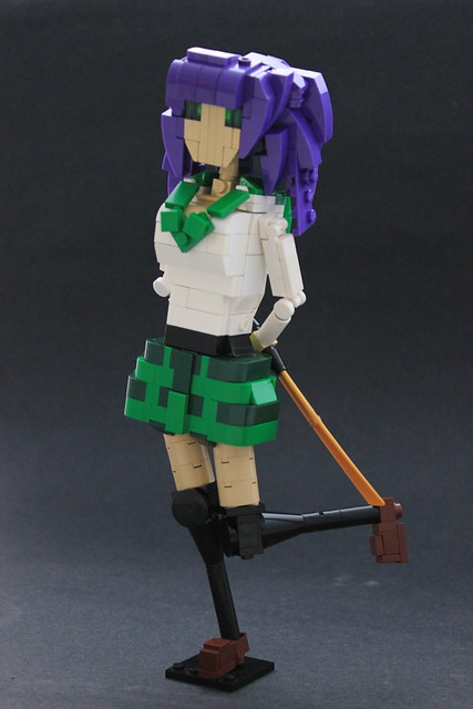 High School of The Dead; Saeko Busujima