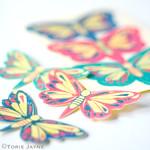 Wafer butterflies