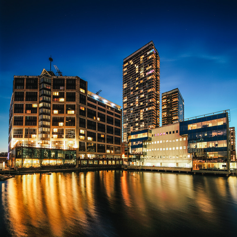 Dockland.