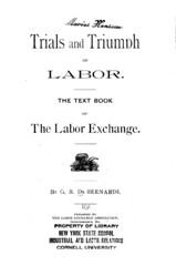 Trials and Triumph of Labor