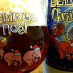ベルギービール大好き!! デリリウム・ノクトルム クリスマス Delirium Nocturnum