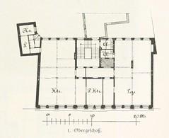 """British Library digitised image from page 499 of """"Leipzig und seine Bauten. Herausgegeben von der Vereinigung ... Mit 372 Ansichten, etc"""""""