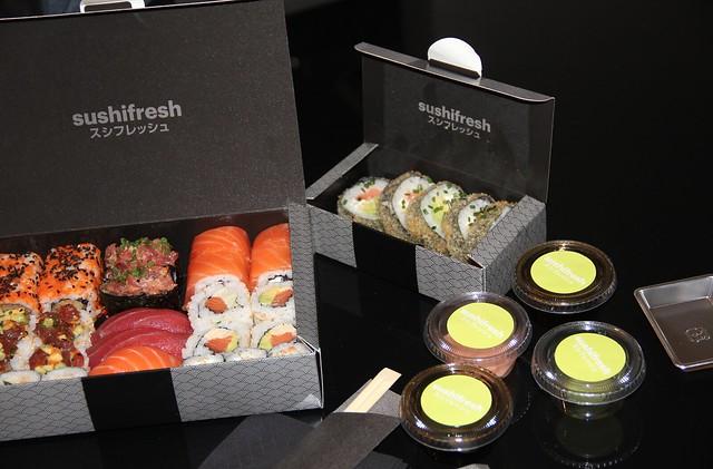 Sushi Fresh Barcelona