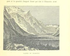 """British Library digitised image from page 55 of """"Le Mont Blanc et ses explorations, précedé d'une notice historique sur H. B. de Saussure"""""""