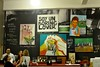 CANVAS Pop-up Wine Gallery and Art Bar by peterlfrench