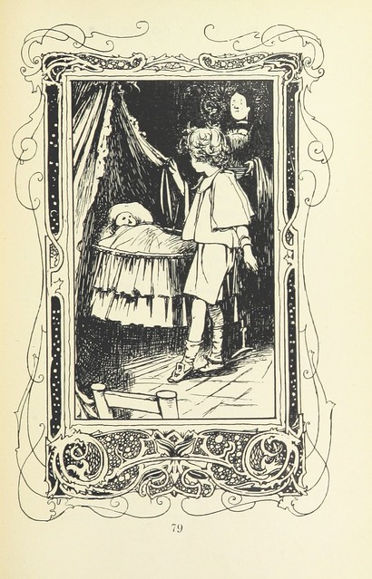 Image taken from page 83 of 'Lilliput Lyrics ... Edited by R. Brimley Johnson. Illustrated by Chas. Robinson'