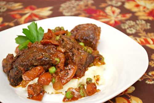 Instant Pot: Balsamic Beef Stew