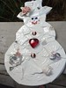 Ms Rosie - Mosaic Snow Lady