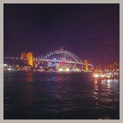 #summer Sydney Harbour Bridge