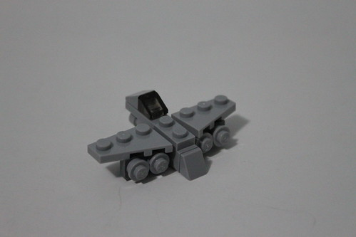 LEGO Star Wars 2013 Advent Calendar (75023) - Day 17 - J-Type Diplomatic Barge