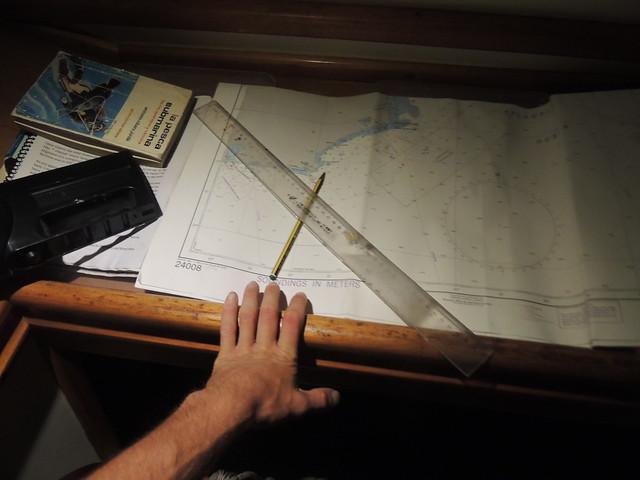 Mesa de navegacion